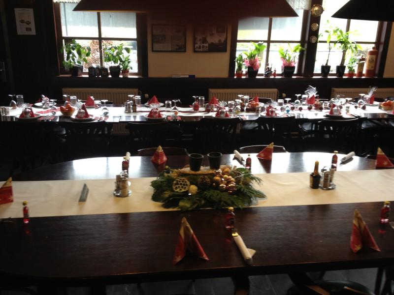 Eetcafé de Wilhelminaboom in Dordrecht is tevens geschikt voor besloten feesten